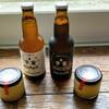 なとりさんちのたまごや工房 - 料理写真:本日のおみや(宇宙ビールは別購入)