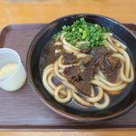 Gansodokidokiudon - 肉うどん 759円(税込)