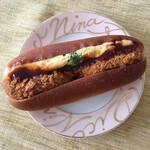 コトリパン - 料理写真:コロッケパン。