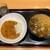 よもだそば - 料理写真:よもだそば@日本橋 半よもだカレー&半たぬきそばセット(540円)