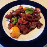 奥京 - 鳥もつ煮