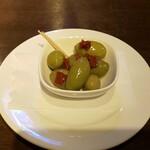 beer & wine厨房 tamaya - オリーブ