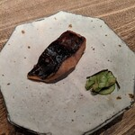 Shokkan shibuya - 銀鱈もろ味噌漬け焼き