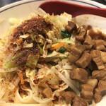 seiammensoushintouki - ヨウポー麺(アップ)