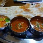 インドレストラン ガンジーパレス - 料理写真: