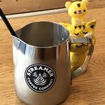 ストリーマー コーヒーカンパニー - ストリーマーラテ 600円(税込)