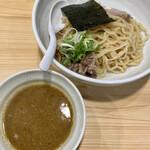 あさひ町内会 - 料理写真:特濃みそつけ麺