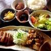 御飯屋  おはな - 料理写真:地鶏と牛の[糸島セット]2200円