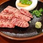 ふじ井 - 佐賀牛 イチボ