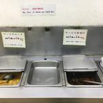 いすの木惣菜館 - 弁当買えば汁モノが無料でつく