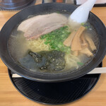 132622476 - 小鉄流釧路塩ラーメン 650円