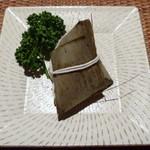 中国料理酒家 中 - 鶏五目ちまき