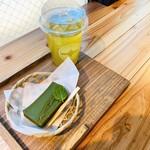 和の茶 緑祇園 -