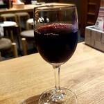 水炊き・焼鳥 とりいちず酒場 - 赤ワイン