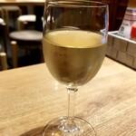 水炊き・焼鳥 とりいちず酒場 - 白ワイン