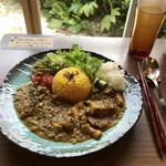 げしとうじ - チキン野菜ミックス1100円