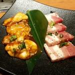 JA全農ミートフーズ直営 焼肉ぴゅあ - 国産牛ホルモン、国産厚切り豚カルビ