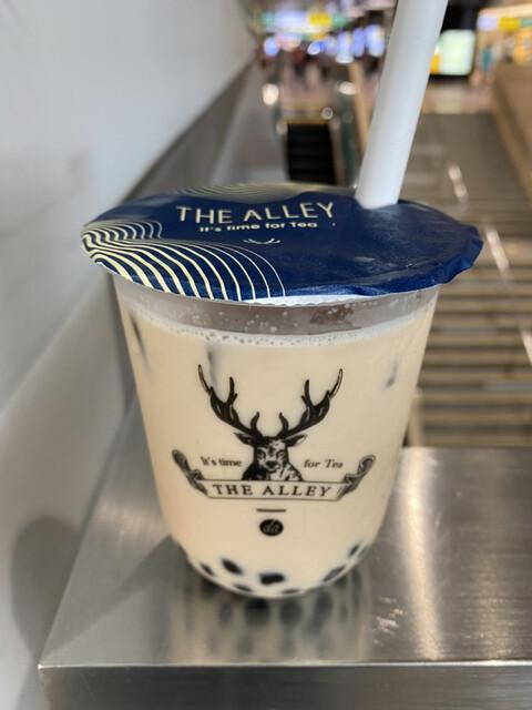 THE ALLEY ルミネ大宮店 - ロイヤルNo.9 タピオカミルクティー