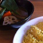アツアツ - スープカレー
