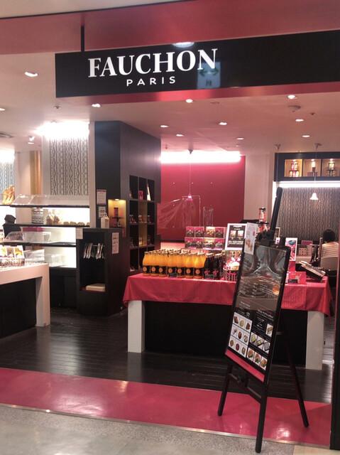 フォション 京都高島屋店 - 2020年7月。訪問