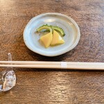 秋谷亭あらき - 料理写真:通し