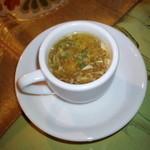 御転婆御飯 TOMBOY  - セットのスープ