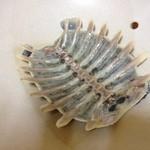 桐壺 - すっぽんコース すっぽんの骨