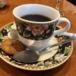 シャン・ドゥ・ソレイユ - コーヒー