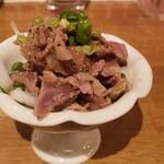 吉祥寺 肉寿司 -