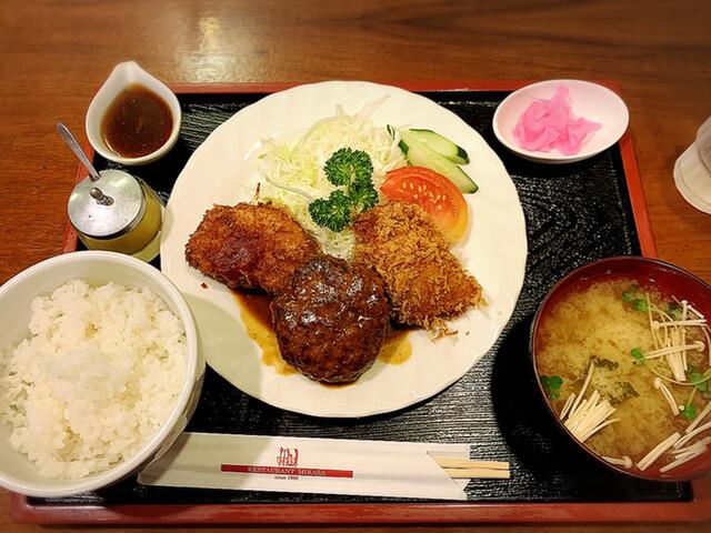 洋食のみかさの料理の写真