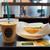 タリーズコーヒー - 料理写真:ボールパークドッグ アボカドとカフェオレスワークル(Tall)
