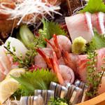 北さつま漁港 - 産直の新鮮な魚介類