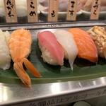 寿司 魚がし日本一 - ちょいつまセット 徳