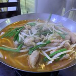 中華大千居 - 豚肉の四川風煮込み