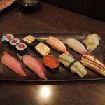 すし処和 - 料理写真:上寿司(2200円)