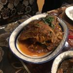 インド&バングラデシュ料理 ショナルガ - フィッシュヘッド