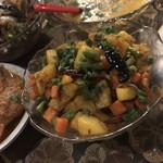 インド&バングラデシュ料理 ショナルガ - ショブジバジ