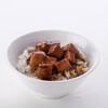 上海ブギ - 料理写真:ミニ魯肉飯(野菜なし)