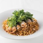 上海ブギ - 蒸し鶏のよだれ冷麺
