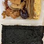 上州屋 - 料理写真:【2020.6.18】盛り合わせ弁当650円