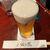 叙々苑 - ドリンク写真:生ビール中(880円)