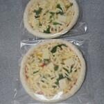 TANTO屋 - 料理写真:お持ち帰りも可能な冷凍ピザ 2020.5