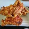 中国料理 布袋 - 料理写真:ザンギ定食【B】のザンギ アップ