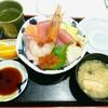 魚河岸処 仙 - 料理写真:海鮮丼