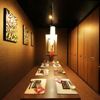 ◆ワンランク上の優雅な個室空間◆