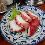 丸一屋 - 料理写真:蛸酢