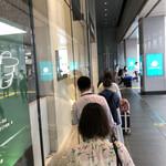 ニューヨークシティサンド - 外待ちの行列は確かに少ない