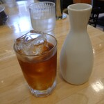 ぎょうざの満洲 - 紹興酒