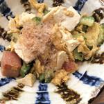 東京アスリート食堂 - B主菜はゴーヤチャンプルー