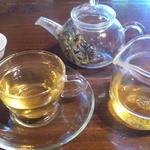 茶坊 玉蘭 - ジャスミン茶